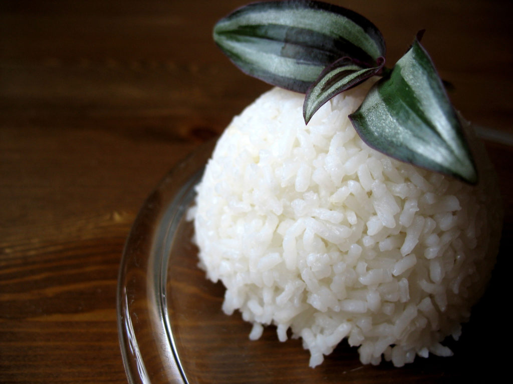 White rice has been a staple in so many Filipino households that it is inconceivable to think that once, it was considered a luxury food item. | Photo from Shutterstock
