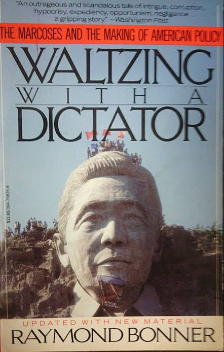 Bonner's book is an impassioned critique of how the US handled Marcos' presidency despite his dictatorial tendencies.