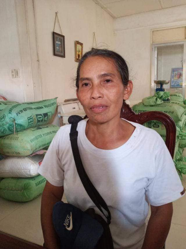 Alyas Mari is one of the surrenderees, a former rebel, who gave herself up to the local police, and the End Local Communist Armed Conflict. | Photo from the Philippine Army
