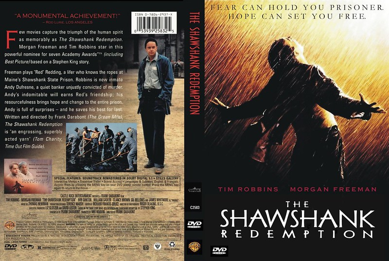 """""""The Shawshank Redemption (1994)"""" by Sergio Kato is licensed under CC BY 2.0"""