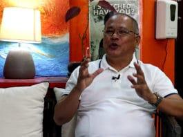 Former city councilor Atty. Lyndon Caña