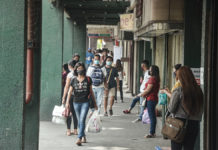 BACOLOD CITY, Negros Occidental, Philippines - National leaders have maintained the less strict Modified General Community Quarantine status over this urban capital of more than half a million people as Capitol tightened measures over movement in the province.