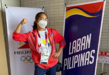 Philippine's current Golden Girl Hidilyn Diaz made history last Monday as the first Filipino to win a gold medal at the Olympics after ruling the women's 55-kg weightlifting event at the 2020 Tokyo Olympics.
