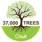 37,000 Trees Punong Handog Para sa Inang Kalikasan campaign logo
