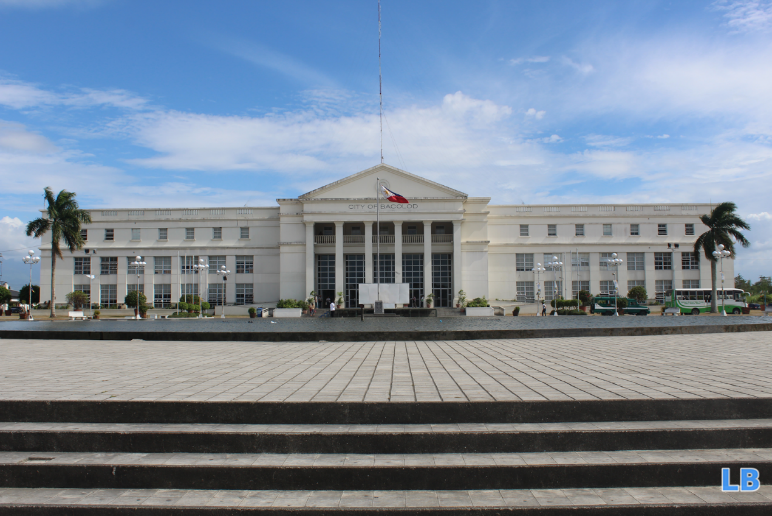 Bacolod City Government Center.